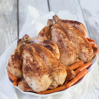 Roast Chicken and Chicken Bone Broth