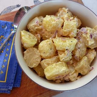Potato Salad Mayonnaise.