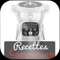 Companion Moulinex Recettes icon