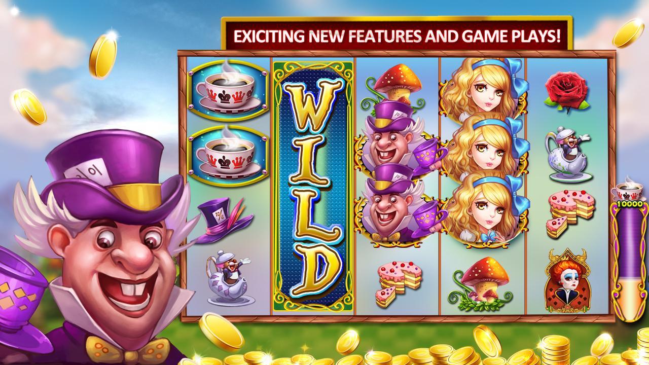Slot Oasis - free casino slots apk