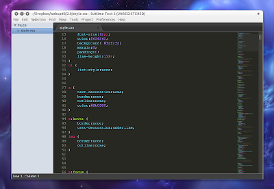 Sublime Text 2 minimap