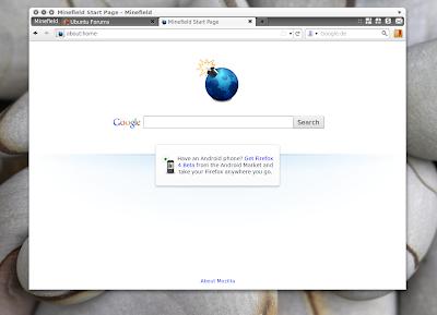 Orta Firefox