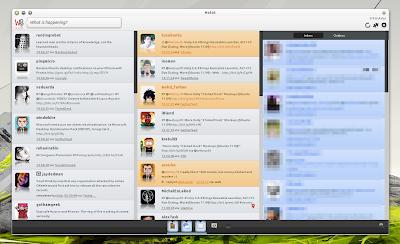 Hotot Twitter client