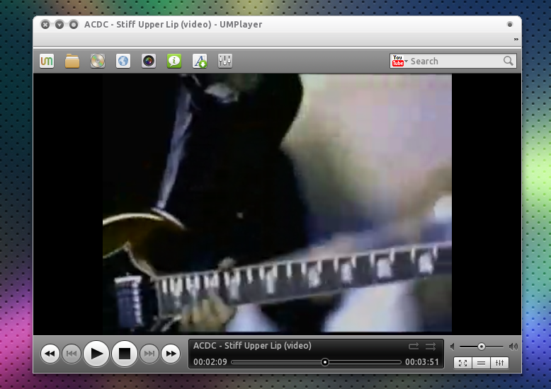 UMPlayer: New Cross-Platform Mplayer GUI Based On SMPlayer ~ Web