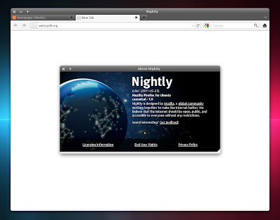 Firefox Nightly Channel PPA Lets You Install Firefox Nightly Builds, Side-By-Side With Stable Firefox