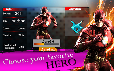 Superheroes Street Fighter APK Download - Apkindo co id