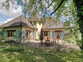 maison à La Chapelle-sur-Furieuse (39)