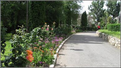 Photo: 2014.06.28 - de pe Calea Victoriei, parcul bisericii