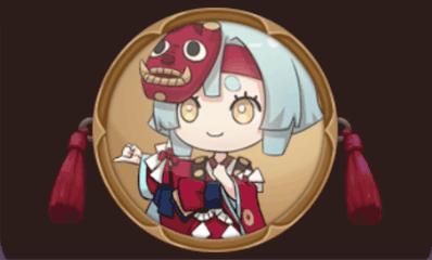 金魚姫スタンプ