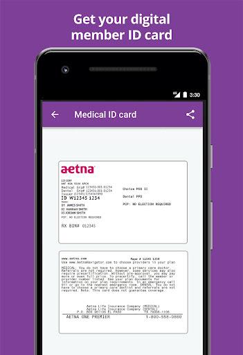 Aetna Health 3.25.0-prod screenshots 2
