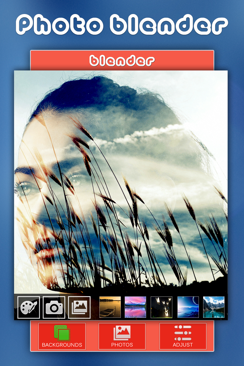 Photo Overlays - Blender Screenshot 3