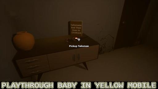 Playthrough Baby In Yellow 1.0 screenshots 1