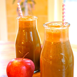 Homemade Vegetable And Fruit Juices Recipes