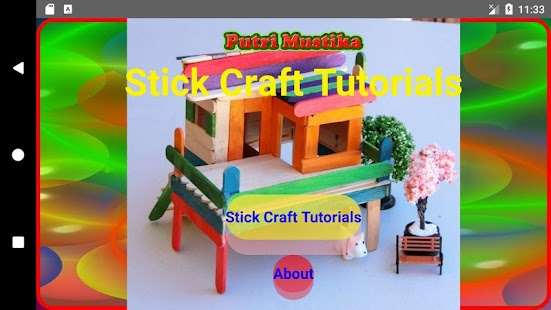 Stick Craft Tutorial - náhled