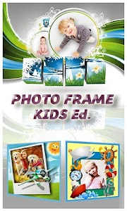 Photo Frame Kids Ed. screenshot 0