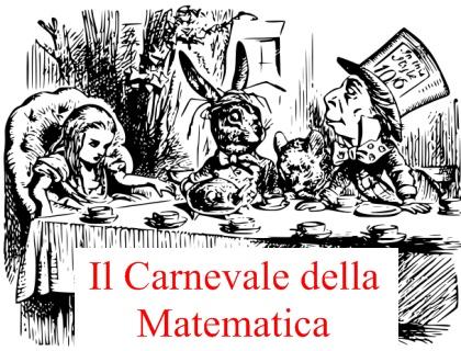 logo del carnevale della matematica 37