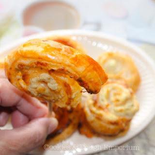 Chili Cheese Pinwheels Recipes