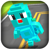 Pixelmon GO - ZigZag Run Dash Android APK Download Free By AceRun Game