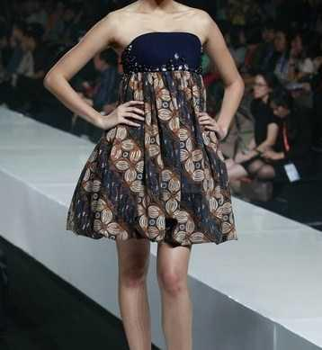 Modern Batik Fashion Styles screenshot 1 ... f950e41cfa