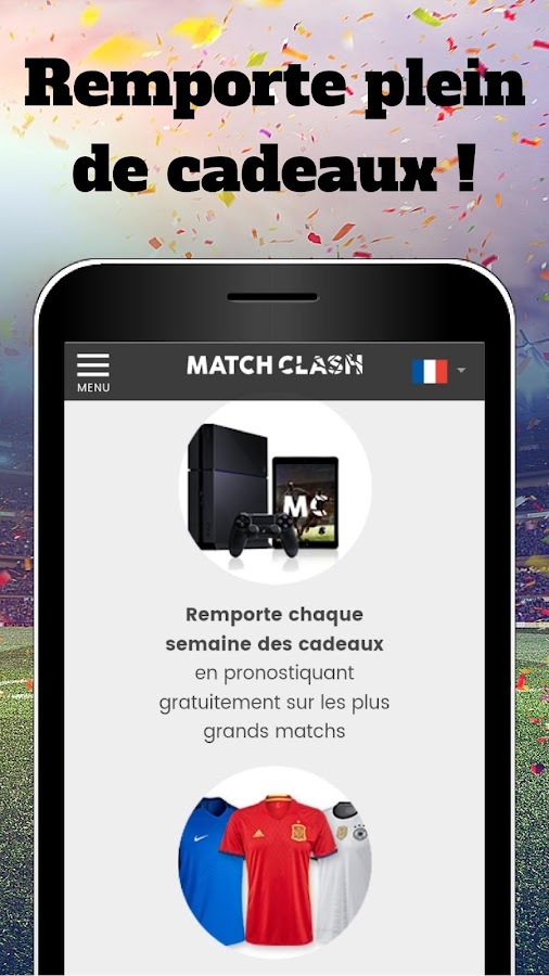 Match Clash – Capture d'écran
