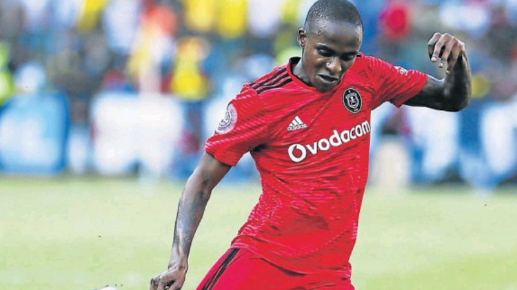 Thembinkosi Lorch.