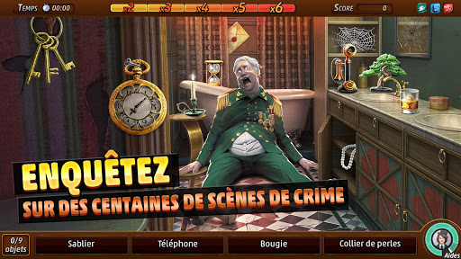 Télécharger Gratuit Criminal Case: Mysteries of the Past! apk mod screenshots 1