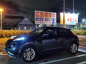 ジューク  16GT FOURのカスタム事例画像 yoshi-gさんの2020年11月24日19:01の投稿