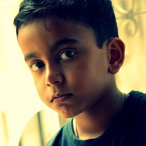 Handsome by Swarup Roy Chowdhury - Babies & Children Children Candids