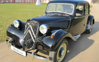 Citroen 11 CV Rent Hessen