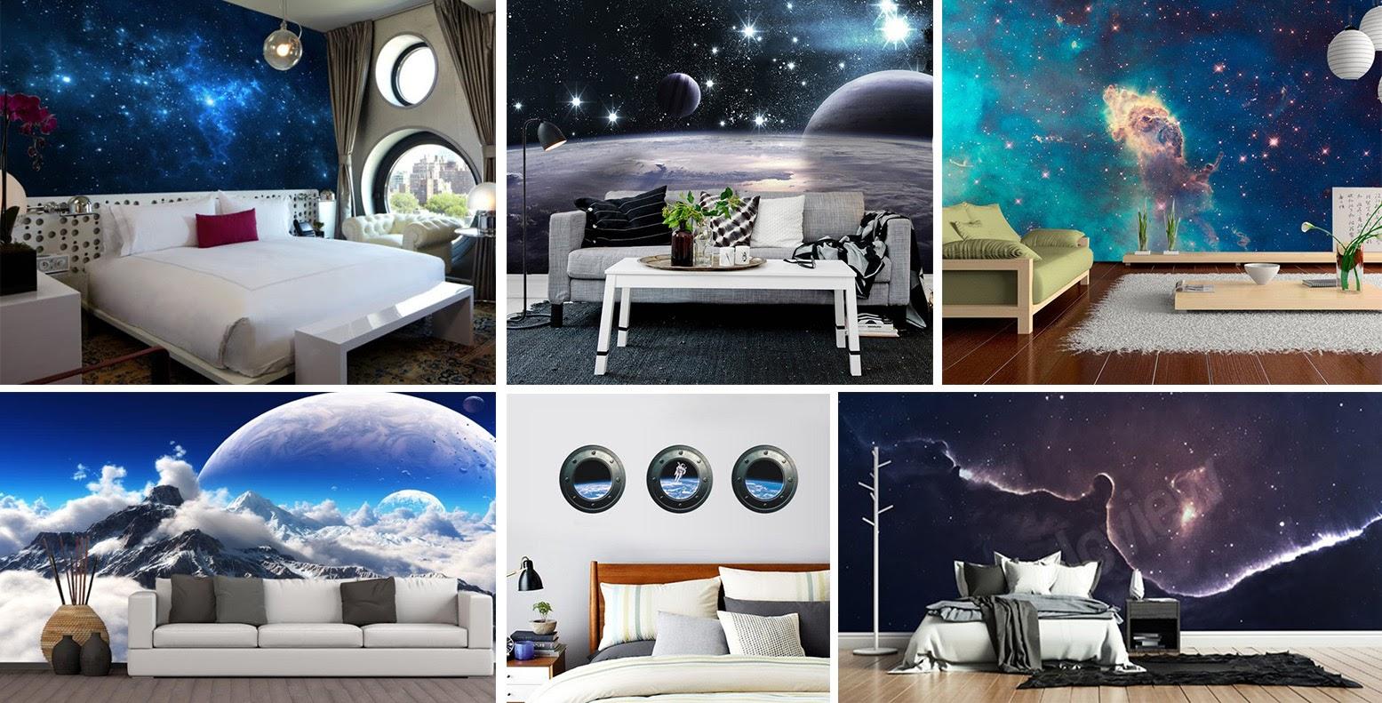 Fototapety kosmos