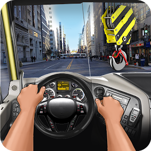 Drive 3D Crane Simulator for PC and MAC