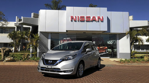 Nissan SA is testing the Note E-Power in anticipation of the technology coming to SA. Picture: MARK SMYTH