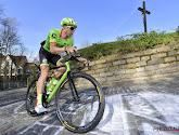 Cyclisme: Mauvaise nouvelle pour Vanmarcke