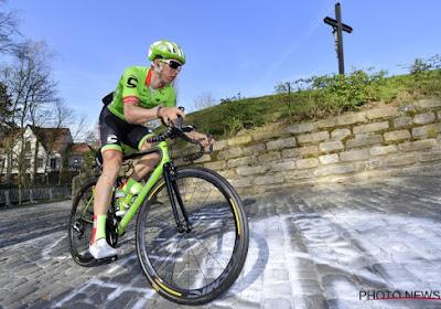 Sep Vanmarcke grijpt nipt naast zege in slotetappe in Oostenrijk