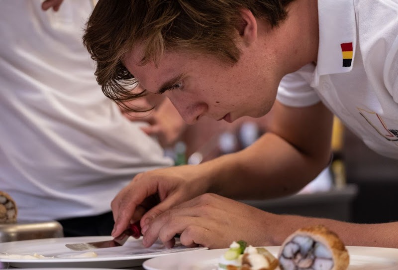 CULINARY WORLDCUP - INSCHRIJVING