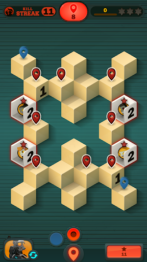 Zombie Sweeper: Minesweeper Action Puzzle 1.1.015 screenshots 5