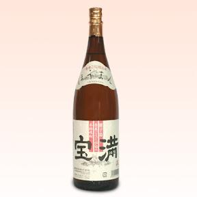 赤米こうじ仕込み 本格焼酎 宝満(1800ml)