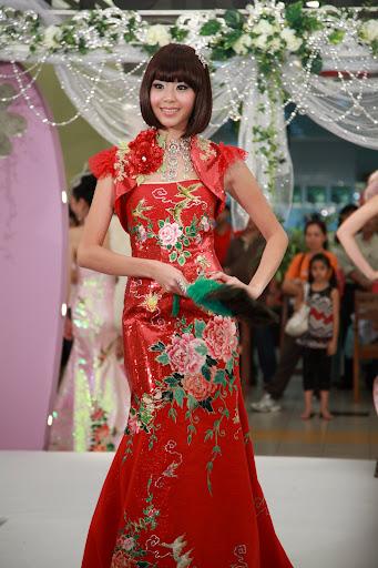 cheongsam chinese wedding dress