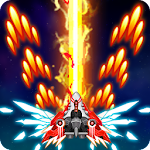 Spaceship Battle Shooting Icon