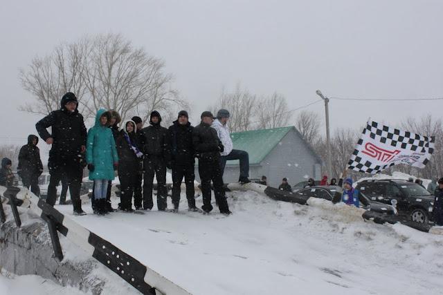 автолюбители субару Оренбург