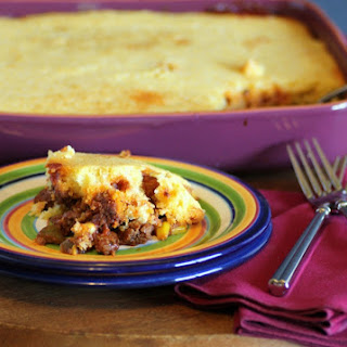 Tamale Pie for Mexican Feista at #SundaySupper.