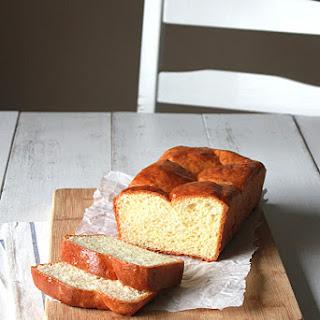 My Best Brioche Loaf