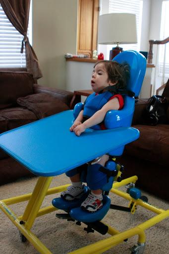 Special Needs Equipment A Little Piece Of Heaven