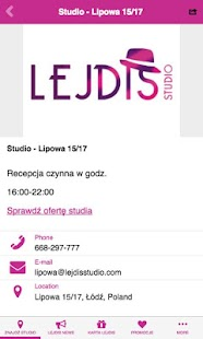 Lejdis Studio Polska for PC-Windows 7,8,10 and Mac apk screenshot 1
