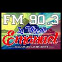 Rádio La Voz de Emanuel - FM 90.3 APK
