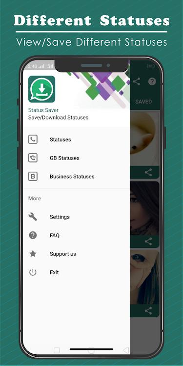 Status Saver For Whatsapp Android Aplicaciones Appagg