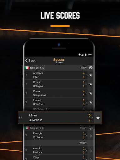 LiveScore: Live Sport Updates 3.0.14 screenshots 2