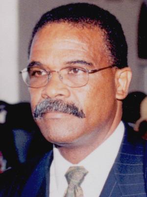 Mr. Charles Washington Misick J.P.; OBE 28