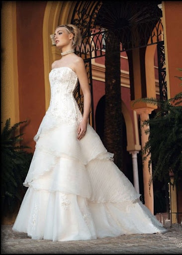 Bridal Wedding Gown Fashion