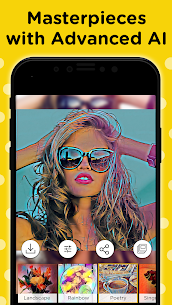 ArtistA Cartoon & Sketch Filter & Artistic Effects 4